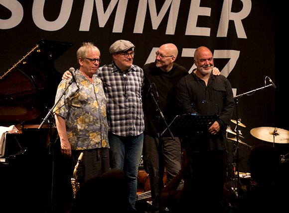 Kenny WERNER, Peter ERSKINE, Benjamin KOPPEL & Scott COLLEY